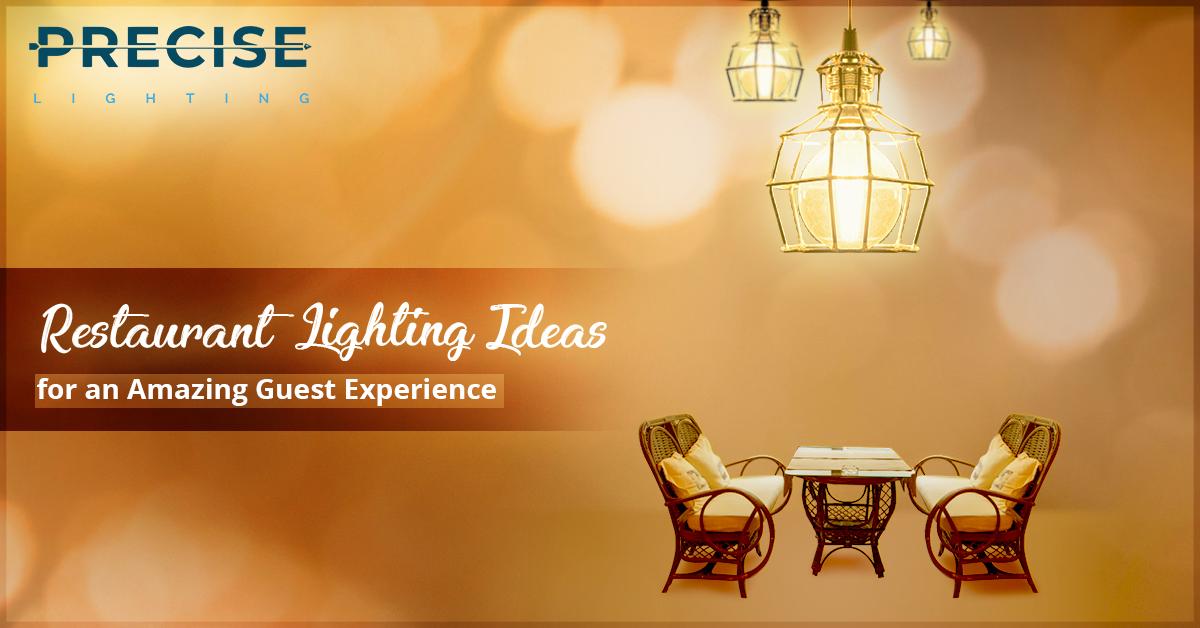 Unique Restaurant Lighting Ideas